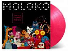 Moloko: Things To Make And Do (180g) (Limited Numbered Edition) (Pink Transparent Vinyl), 2 LPs