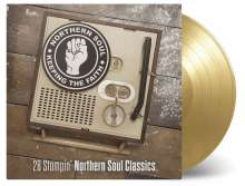 Keeping The Faith / 28 Stompin' Northern Soul Classics (180g) (Limited Numbered Edition) (Gold Vinyl), 2 LPs