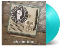 Keeping The Faith 2 / 21 Modern Soul Classics (180g) (Limited Numbered Edtion) (Turquoise Vinyl), 2 LPs