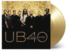 UB40: Collected (180g) (Limited-Numbered-Edition) (Gold Vinyl), 2 LPs