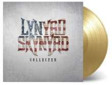 Lynyrd Skynyrd: Collected (180g) (Limited-Numbered-Edition) (Gold Vinyl), 2 LPs
