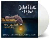 Counting Crows: Underwater Sunshine (Or What We Did On Our Summer Vacation) (180g) (Limited-Numbered-Edition) (White Vinyl), 2 LPs