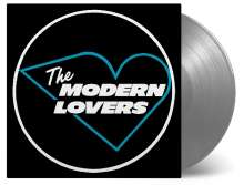 The Modern Lovers: The Modern Lovers (180g) (Limited-Numbered-Edition) (Silver Vinyl), LP