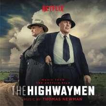 Filmmusik: Highwaymen, 2 LPs