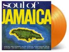 Soul Of Jamaica (180g) (Limited Numbered Edition) (Orange Vinyl), LP
