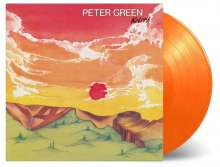 Peter Green: Kolors (180g) (Limited Numbered Edition) (Sun Colored Vinyl), LP