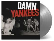 Damn Yankees: Damn Yankees (180g) (Limited-Numbered-Edition) (Silver Vinyl), LP
