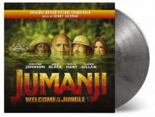 Filmmusik: Jumanji: Welcome To The Jungle (180g) (Limited Numbered Edition) (Wild Rhino Vinyl), 2 LPs