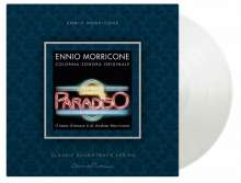 Ennio Morricone (geb. 1928): Filmmusik: Nuovo Cinema Paradiso (180g) (Limited Numbered Edition) (Transparent Pink Vinyl), LP