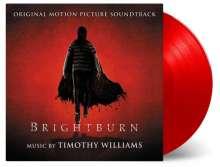 Filmmusik: Brightburn (180g) (Limited Numbered Edition) (Blood Red Vinyl), LP