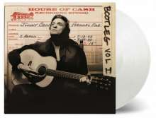 Johnny Cash: Bootleg 1: The Personal Files (180g) (Limited Numbered Edition) (Clear Vinyl), 3 LPs