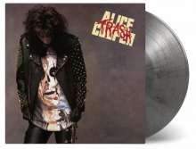 Alice Cooper: Trash (180g) (Limited Numbered Edition) (Silver & Black Marbled Vinyl), LP