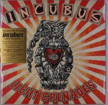 Incubus: Light Grenades (180g) (Limited Numbered Edition) (Translucent Red Vinyl), 2 LPs
