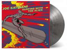Joe Satriani: Surfing With The Alien (180g) (Limited Numbered Edition) (Silver & Black Marbled Vinyl), LP