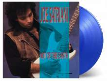 Joe Satriani: Not Of This Earth (180g) (Limited Numbered Edition) (Transparent Blue Vinyl), LP