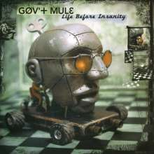 Gov't Mule: Life Before Insanity (180g) (Limited Numbered Edition) (Green & Black Swirled Vinyl), 2 LPs