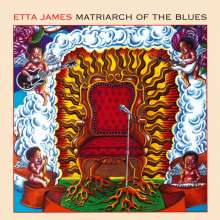 Etta James: Matriarch Of The Blues (180g), LP