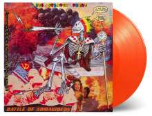 Lee 'Scratch' Perry: Battle Of Armagideon (180g) (Limited Numbered Edition) (Orange Vinyl), LP