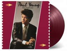 Paul Young: No Parlez (180g) (Limited Numbered Edition) (Purple Marbled Vinyl), LP