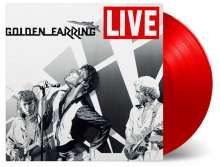 Golden Earring (The Golden Earrings): Live (180g) (Limited Numbered Edition) (Red Vinyl), 2 LPs