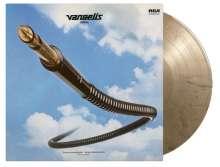 Vangelis (geb. 1943): Spiral (180g) (Limited Numbered Edition) (Gold & Black Marbled Vinyl), LP