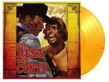 Ennio Morricone (1928-2020): Filmmusik: La Resa Dei Conti / The Big Gundown (180g) (Limited Numbered Edition) (Orange & Yellow Swirled Vinyl), LP