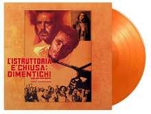 Ennio Morricone (1928-2020): Filmmusik: L'Istruttoria E'Chiusa: Dimentichi (O.S.T.) (180g) (Limited Numbered Edition) (Orange Marbled Vinyl), LP