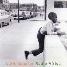 Latin Quarter: Radio Africa (180g) (Limited Numbered Edition) (Orange (LP1) & Green (LP2) Vinyl), 2 LPs