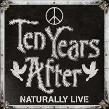Ten Years After: Naturally Live (180g), 2 LPs