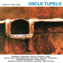 Uncle Tupelo: March 16-20, 1992 (180g) (Limited Numbered Edition) (Crystal Clear Vinyl), LP