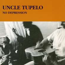 Uncle Tupelo: No Depression (180g) (Limited Numbered Edition) (Crystal Clear Vinyl), LP