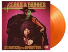 Lee 'Scratch' Perry: Cloak & Dagger (180g) (Limited Numbered Edition) (Orange Vinyl), LP