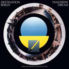 Tangerine Dream: Destination Berlin (180g) (Limited Numbered Edition) (Translucent Blue Vinyl), LP