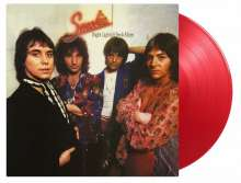 Smokie: Bright Lights And Back Alleys (remastered) (180g) (Limited Numbered Expanded Edition) (Translucent Red Vinyl), 2 LPs
