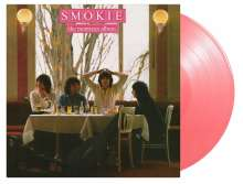 Smokie: The Montreux Album (180g) (Limited Numbered Edition) (Solid Pink Vinyl), 2 LPs