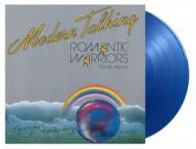 Modern Talking: Romantic Warriors (180g) (Limited Numbered Edition) (Transparent Blue Vinyl), LP