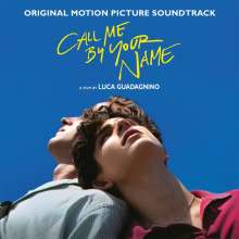 Filmmusik: Call Me By Your Name (180g) (Limited Numbered Edition) (Translucent Red Vinyl), 2 LPs