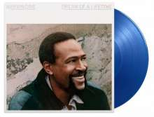 Marvin Gaye: Dream Of A Lifetime (180g) (Limited Numbered Edition) (Transparent Blue Vinyl), LP