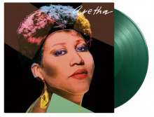 Aretha Franklin: Aretha (180g) (Limited Numbered Edition) (Translucent Green Vinyl), LP