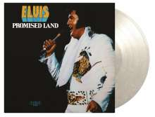 Elvis Presley (1935-1977): Promised Land (180g) (Limited Numbered Edition) (Transparent & White Marbled Vinyl), LP