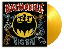 Batmobile: Big Bat (Limited Numbered Edition) (Yellow Translucent Vinyl), Single 10""