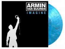 Armin Van Buuren: Imagine (180g) (Limited Numbered Edition) (Blue Marbled Vinyl), 2 LPs