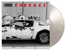 Armin Van Buuren: Embrace (180g) (Limited Numbered Edition) (Black & White Marbled Vinyl), 2 LPs