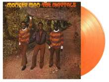 The Maytals: Monkey Man (180g) (Limited Numbered Edition) (Orange Vinyl), LP