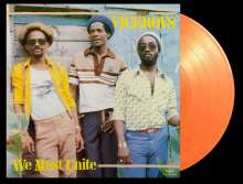 The Viceroys: We Must Unite (180g) (Limited Numbered Edition) (Orange Vinyl), LP