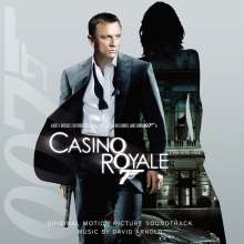 Filmmusik: Casino Royale (180g) (Limited Numbered Edition) (Translucent Blue Vinyl), 2 LPs