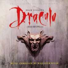 Filmmusik: Bram Stoker's Dracula (180g) (Limited Numbered Edition) (Translucent Red Vinyl), LP