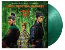Filmmusik: House Of Flying Daggers (180g) (Limited Numbered Edition) (Green Marbled Vinyl), LP
