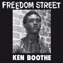Ken Boothe: Freedom Street (180g) (Limited Numbered Edition) (Orange Vinyl), LP