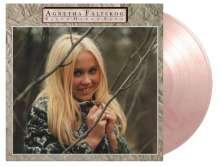 Agnetha Fältskog: Sjung Denna Sang (180g) (Limited Numbered Edition) (Pink Marbled Vinyl), LP